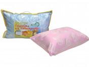 Подушки детские лебяжий пух